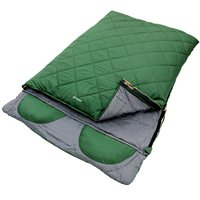 Outwell Contour Double Sleeping Bag 2013