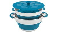 Outwell Collaps Pot With Colander And Lid
