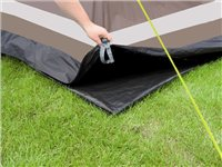 Outwell Delaware 7 Footprint Groundsheet 2012 AvantGarde Collection