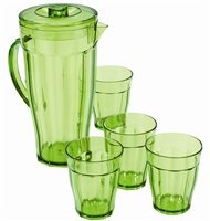 Outwell Guzzle Pitcher Set