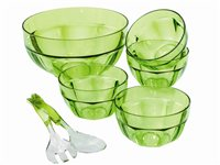 Outwell Zest Salad Bowl Set
