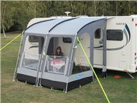 Kampa Rally Club 260 Awning 2014