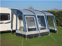 Kampa Rally Club 390 Awning 2014