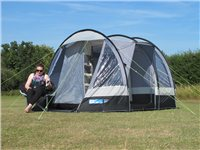 Kampa Travel Pod Midi Drive Away Awning