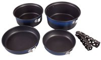 Kampa Scoff Nonstick Family Cook Set