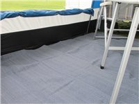 Kampa Easy Tread Groundsheet Carpet