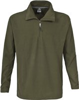 Trespass Ekipa Mens Zip Microfleece