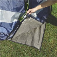 Outwell Bahia 5 Footprint Groundsheet 2014 Superior Collection