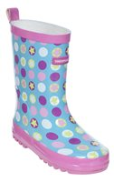 Trespass Lilie Kids Wellington Boots