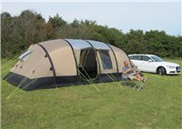 K&a Southwold 8 Inflatable Air Tent 2014 & Inflatable Air Tents