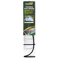 Brookstone Folding Sun Shade