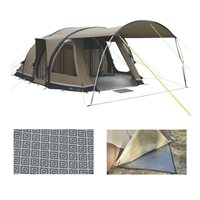 Outwell Concorde M Air Tent Package Deal 2015 Smart Air