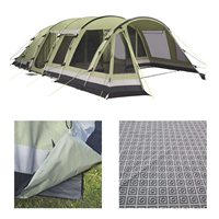 Outwell Wolf Lake 7 Tent Package Deal 2015