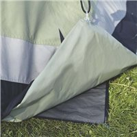 Outwell Trout Lake 4 Footprint Groundsheet 2014