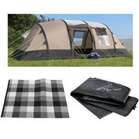 Kampa Southwold 4 + 2 Air Package Deal 2013