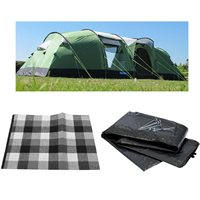 Kampa Watergate 8 Tent 2016 Package Deal