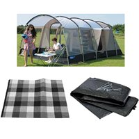 Kampa Croyde 4 Package Deal 2013