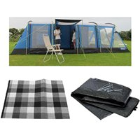Kampa Broadhaven 8 Package Deal 2013