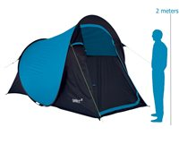 Gelert Mega Quickpitch Walk In Pop Up Tent