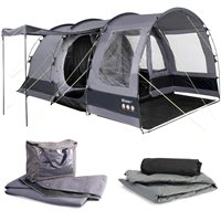 Gelert Bliss 4 Tent Package Deal 2013
