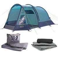 Gelert Atlantis 4 Tent Package Deal 2013