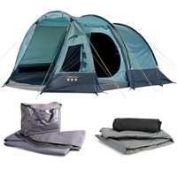 Gelert Atlantis 5 Tent Package Deal 2013