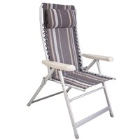 Kampa Lounge High Back Reclining Chair