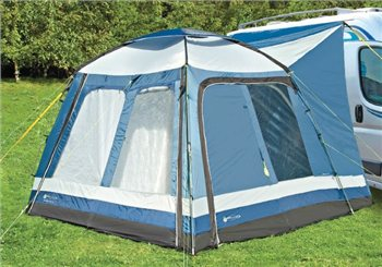 How To Erect A Movelite Awning