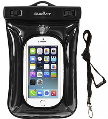 Summit Floating Waterproof Phone Case 2018  - Click to view a larger image