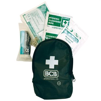 BCB Adventure Personal First Aid Kit  - Click to view a larger image