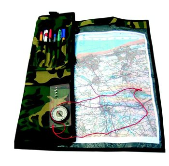 BCB Adventure Patrol Commanders Map Case  - Click to view a larger image