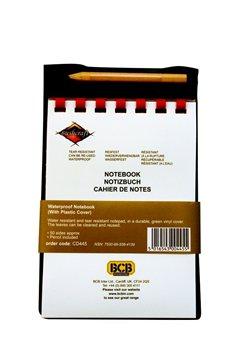 Image of BCB Adventure Waterproof Notebook (NATO)
