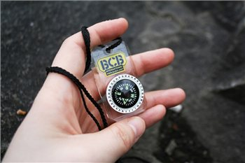 BCB Adventure - Mini Compass II
