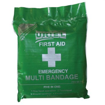 BCB Adventure Uriel Multi Bandage Dressing