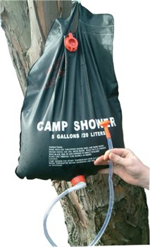BCB Adventure Solar Shower  - Click to view a larger image