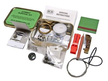 BCB Adventure Combat Survival Kit (NATO)  - Click to view a larger image