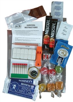 BCB Adventure Emergancy Ration Pack VI  - Click to view a larger image