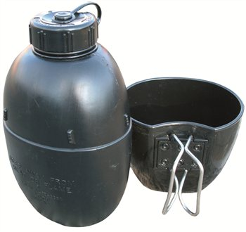 BCB Adventure - Water Bottle and Mug (NATO)