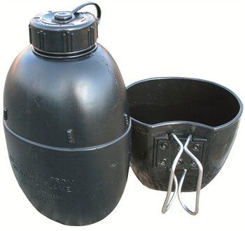 BCB Adventure Water Bottle and Mug (NATO)