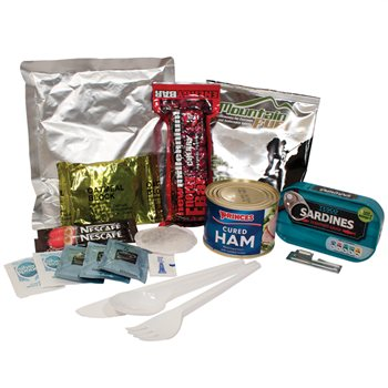 BCB Adventure Red Cross Ration Pack