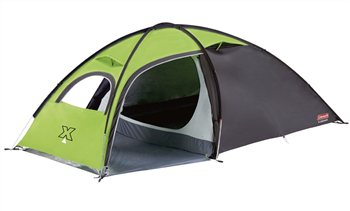 Coleman Phad 3 Tent   - Click to view a larger image