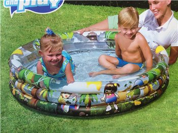 PMS Splash And Play Explorer Pool