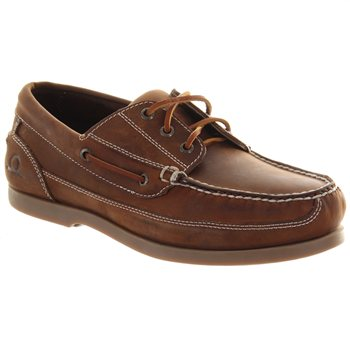 Chatham Rockwell Wide Fit Deck Shoe  - Click to view a larger image