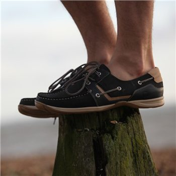 Chatham Goodison Lace System Deck Shoe  - Click to view a larger image