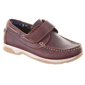 Chatham - Anchor Velcro Childrens Shoe