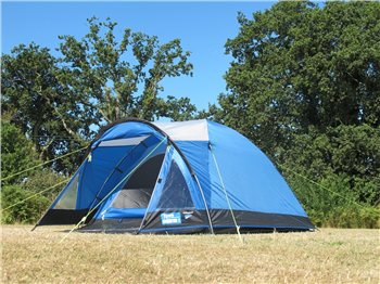 Kampa Brighton 2 Tent 2018  - Click to view a larger image