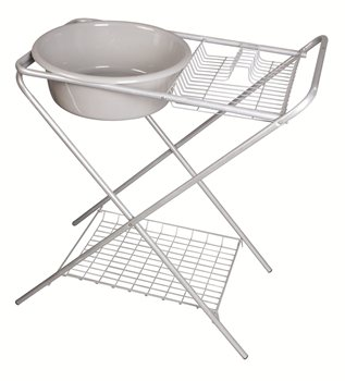 Kampa Dometic Washing up stand with bowl  - Click to view a larger image