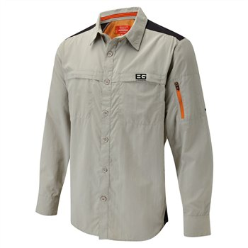 Bear Grylls by Craghoppers Treck Long Sleeved Shirt
