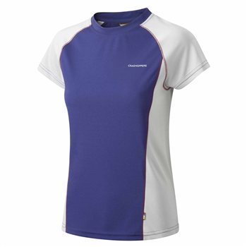 Craghoppers Womens Vitalise Base T-Shirt  - Click to view a larger image