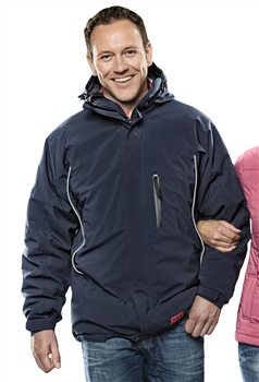 Exoglo Mens Heated Jacket & Power Pack & Charger